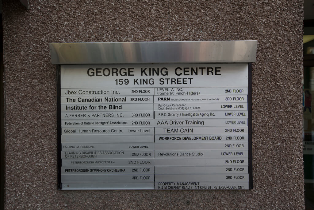 King-George Centre